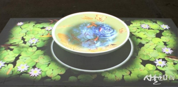 KIM Chankyum, Watershadow & Flower 3, 2018, Video installation, 4min. 30sec.jpg