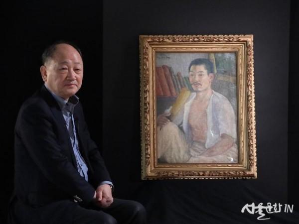 미술관소장품강좌 2편_고희동 자화상(4월 22일 중계).JPG