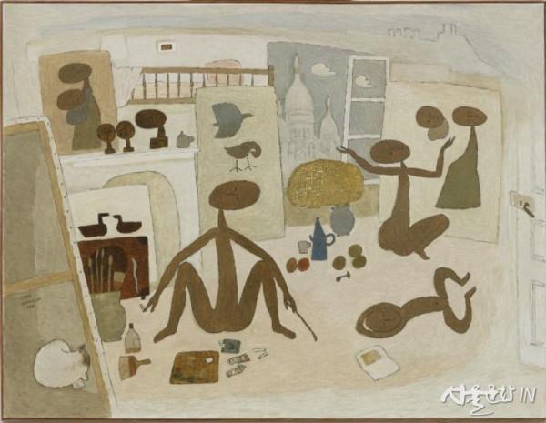 백영수, 가족, 1984, 캔버스에 유채, 89 x 116cm 01.jpg