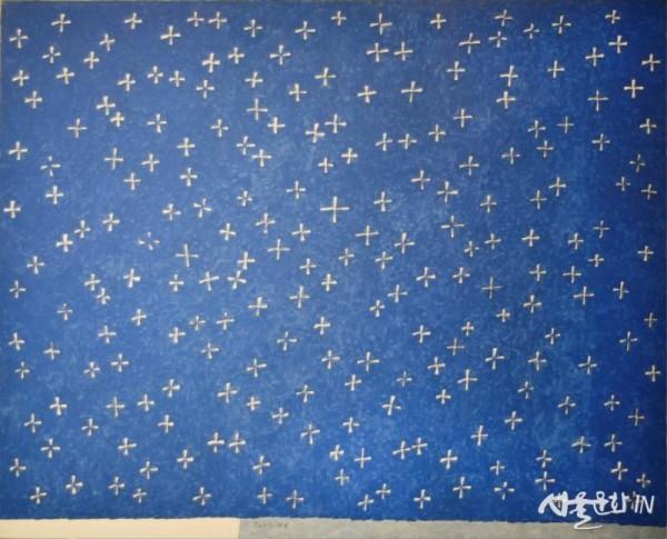 백영수, 별, 2005, 캔버스에 유채, 130 x 162cm 01.jpg