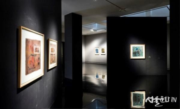 4부 타계하기 직전에 남긴 동양화 다섯 작품을 만날 수 있는 공간.jpg