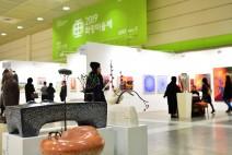 111개 갤러리의 500여 작가의 작품을 선보이는 '2019 화랑미술제' 개막