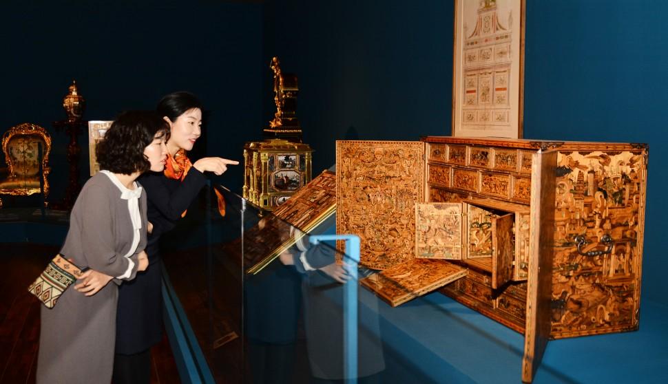 국립고궁박물관, '리히텐슈타인 왕가의 보물' 특별전