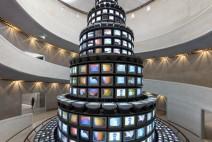백남준의 최대 규모의 비디오아트 '다다익선' 원형 유지를 기본 방향으로 복원된다.