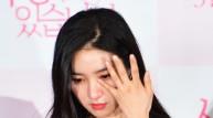 [영화시사회] 영화 <사랑하고 있습니까>, 고(故) 전미선 생각에 눈물을 훔치는 김소은