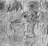 [갤러리] 벽면의 탁본이 만들어낸 드로잉과 애니메이션을 선보이는 이승애 작가