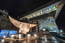 세계적 거장 마놀로 발데스의 설치작품 'La Pamela' 세종문화회관에 등장