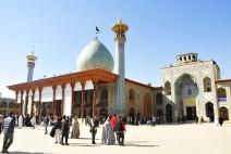 [여행스케치] 이란-쉬라즈, 샤에체라그 형제의 영묘