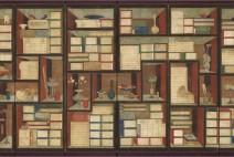 [박물관] 호림박물관, 민화시리즈 3편의 시작... 책거리, 문자도