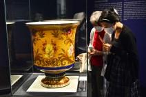 개항이후 조선의 왕실에서는 어떤 서양 도자기가 사용되었을까.
