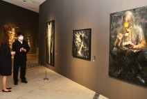 [미술관] 한국 리얼리즘 미술의 대표화가 황재형 개인전 '회천回天'